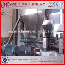 wpc pelletizing compound production line