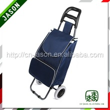 foldable hand cart die cutting paper shopping bag