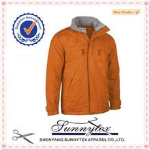 SUNNYTEX Cheap Wholesale Casual Outwear Softshell Men European Sport Clothing