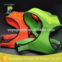 New USB charging wholesales LED dog mesh harness