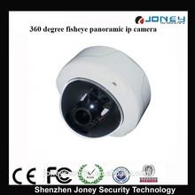 360 degree fisheye panoramic camera 360 fisheye ip camera with POE