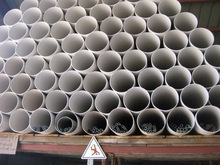 """12"""" rubber gasket high pressure pvc pipe"""