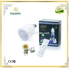 Muslim products al koran al karim digital stand quran with led lamp