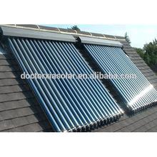18tube pressure solar water heater collectors
