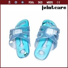 Click foot heating pad