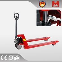Para palés manual de reparación de arrastre ajustable scissor la tabla de elevación