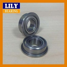 High Performance Flanged Mineature Bearing Extended Inner Ring