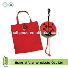 Nylon waterproff animal shaped foldable bag wholesale ALD1049