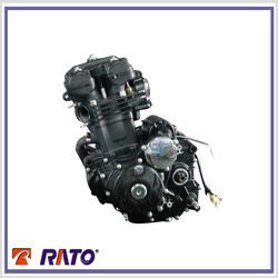 250cc Electric start Manual clutch engine 4 stroke motorcycle engine