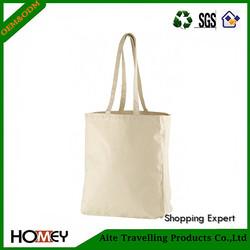 Best Selling!! Factory Sale Cheap Plain Tote Canvas Bags Dongguan Wholesale