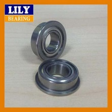 High Performance Flanged Ball Bearing Extended One Side Inner Ring