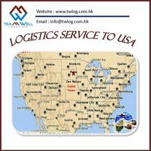 Sea Freight Logistics from Guangzhou to FLORIDA