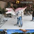 Mi dino- m03 real- la vida de adultos traje de dinosaurio