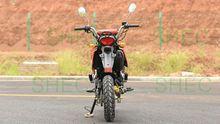 Motorcycle powerful 250cc enduro motorcycles