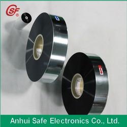 BOPP metallized base film and EVA adhesive, used in CAPACITOR