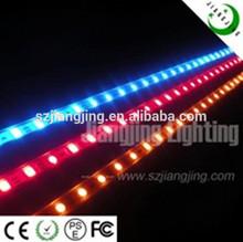 decoration ip68 5050 SMD 12 volt led light strip rigid bar led stripe white