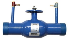 Flow control valve with worm gear DN200 (8'')