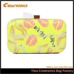 elegant wedding clutch bag for woman