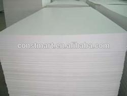2015 hot sale good quality 4x8 pvc foam sheet