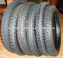 motorcycle tube tyre 2.75-17