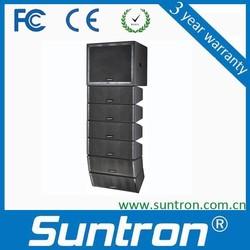 Suntron classic portable audio speaker system