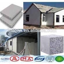 light weight precast interior foam concrete wall panels