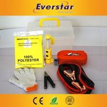 Hot Sale Good Qualitykit Led Light Emergency Roadside Car Emergency Kit Auto Repair Tool Box Set