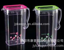 1.8L 2.2L Big capacity plastic juice bottle drinking bottle