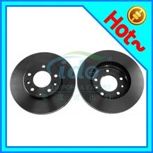 Grind iron casting brake rotor for Mazda 323/6/PREMACY GF3Y3325XA
