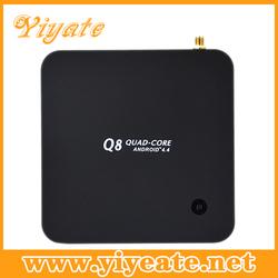 RK3288 Quad Core Android 4.4 TV Box kodi sex free porn vedio player