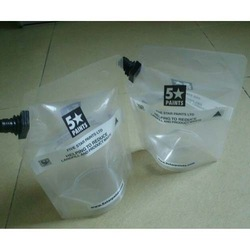 Alibaba China drink pouch with spout packaging/spout pouch with spout