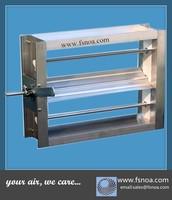 VCD whole sale best quality galvanized ventilation volum control damper for HVAC system