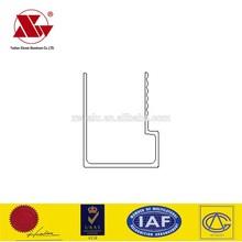 bottom price high quality standard aluminum extrusion furniture profile
