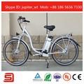 Popular estilo de s- dobrar tubos da bicicleta elétrica jse-34