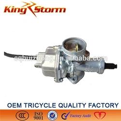 China High performance OEM Opproval 150CC/200CC/250CC/300cc CG200 PZ30/PZ27 different types racing carburetor motorcycles