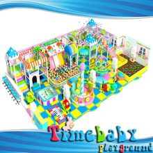 2015 Indoor games making factory for kids toys playground