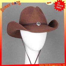 2015 Fashion Newest Cheap Felt Cowboy Hats Wholesale