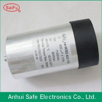 Through Hole Package Type and General Purpose Application DC Capacitor 1100V 400UF
