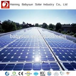 solar panel price, mono solar pv module with full certificate