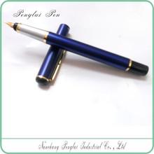 Picasso acqueline blue wood fountain pen