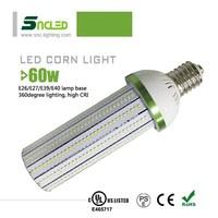 3 years warranty LED corn light with big heat sink, LED corn bulb retrofit parking lot light