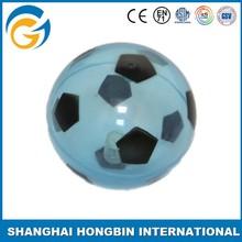 10cm Diameter LED Football Toy Flashing Toy