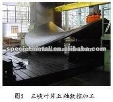 OEM customized gas turbine blade