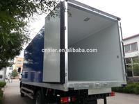 dry cargo van body frp truck body kits/refrigerated truck body