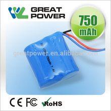 Modern best sell lithium battery li ion 3.7v
