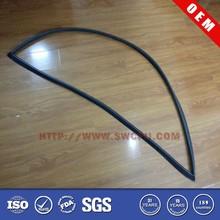 Custom bus window rubber seal