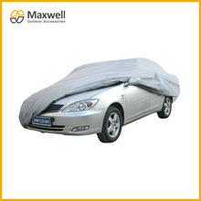 Grey Color Three Layer Non-Woven Car Cover