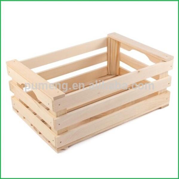 Wooden Decorative Crates Decorative Small Mini Wooden