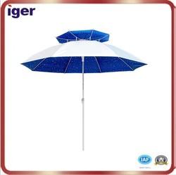 2015 oxford fabric fiberglass ribs for umbrella