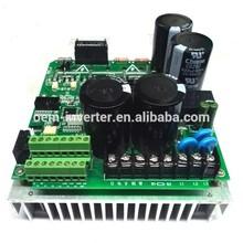 Hot sale 220v 5.5kw 220v to 380v vfd high frequency inverter